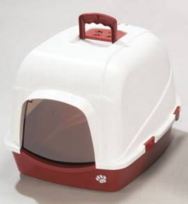 Bernina Paw Jumbo Cat Toilet